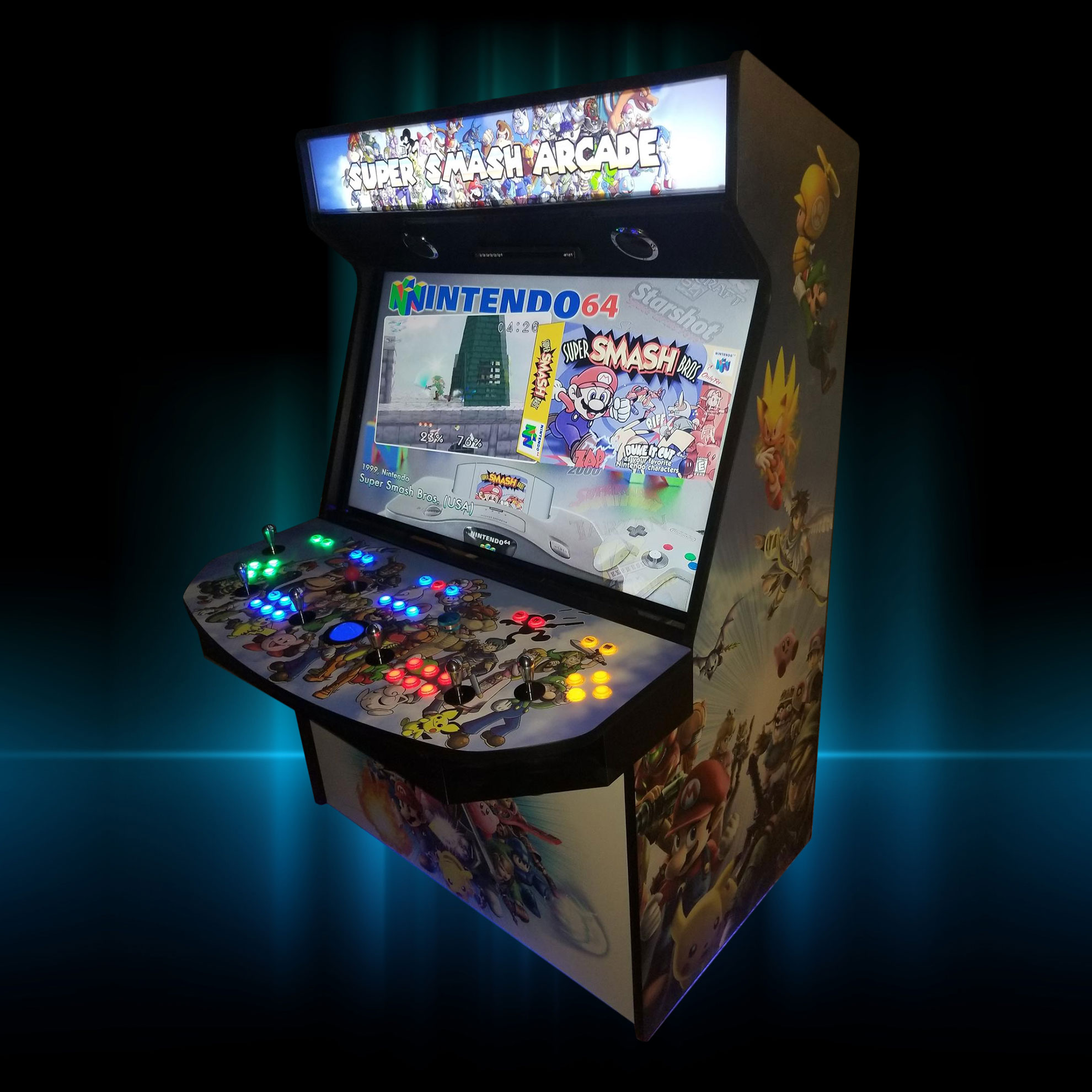 Arcades R Fun – Live the dream with authentic home arcade games